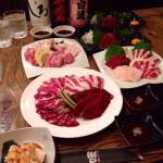 佐賀で人気の馬刺し専門店轡(たづな)が販売している馬刺しが凄い!